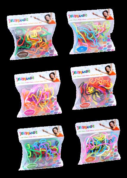 Jellybandz - 60 Pack