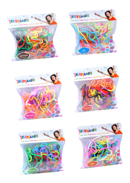 Jellybandz - 30 Pack