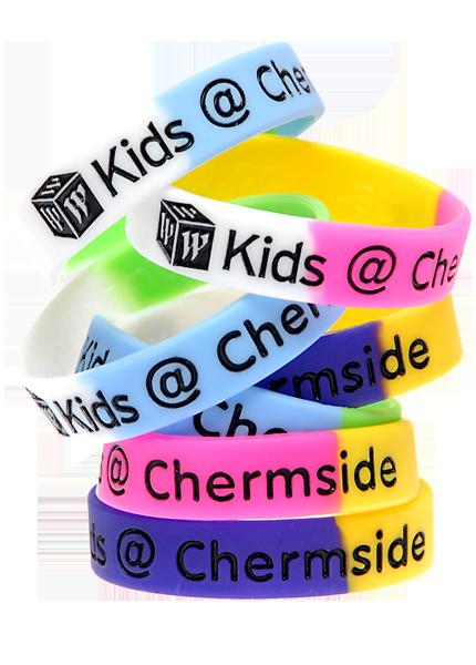 Multi-colour Wristband - 6 colours