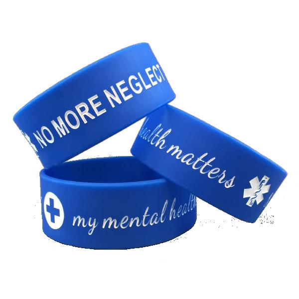No More Neglect Wristbands